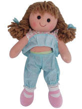 Becky Brown Hair Baby Doll Doll Odd Peanut