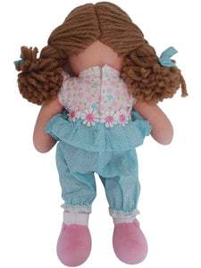 Becky the Cloth Baby Doll