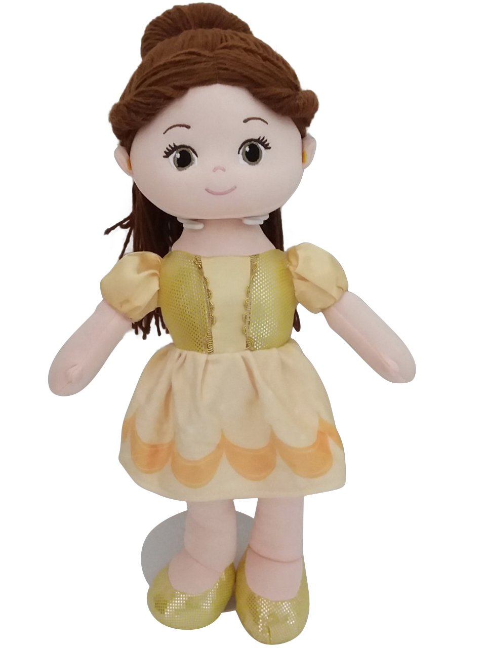 Belle baby doll beauty and the beast