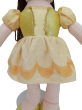 Bella Brown Hair Baby Doll Doll Odd Peanut