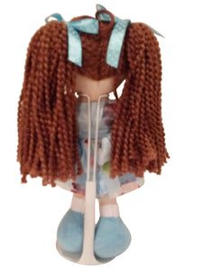 Faith Soft Baby Doll Doll Odd Peanut