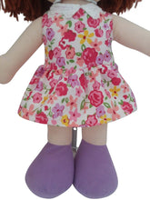 Heidi the Soft Cloth Baby Doll