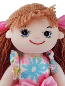 Lucy the Soft Baby Doll Doll Odd Peanut