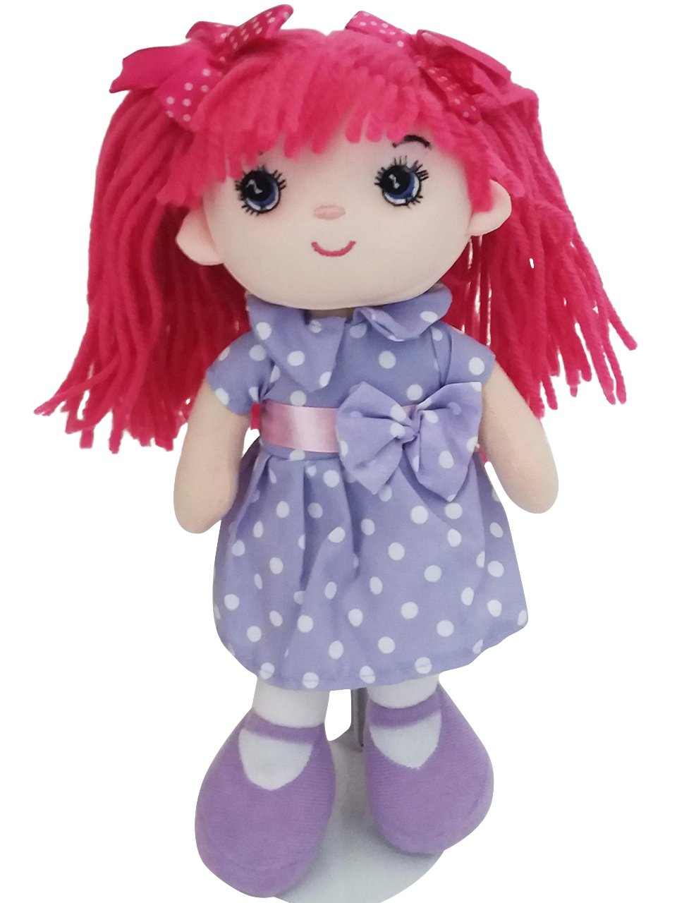 red hair baby doll