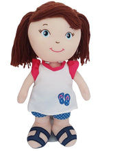 Robin the Soft Cloth Baby Doll Doll Odd Peanut