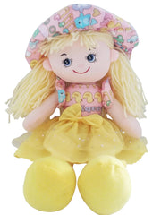 Sally the Soft Baby Doll