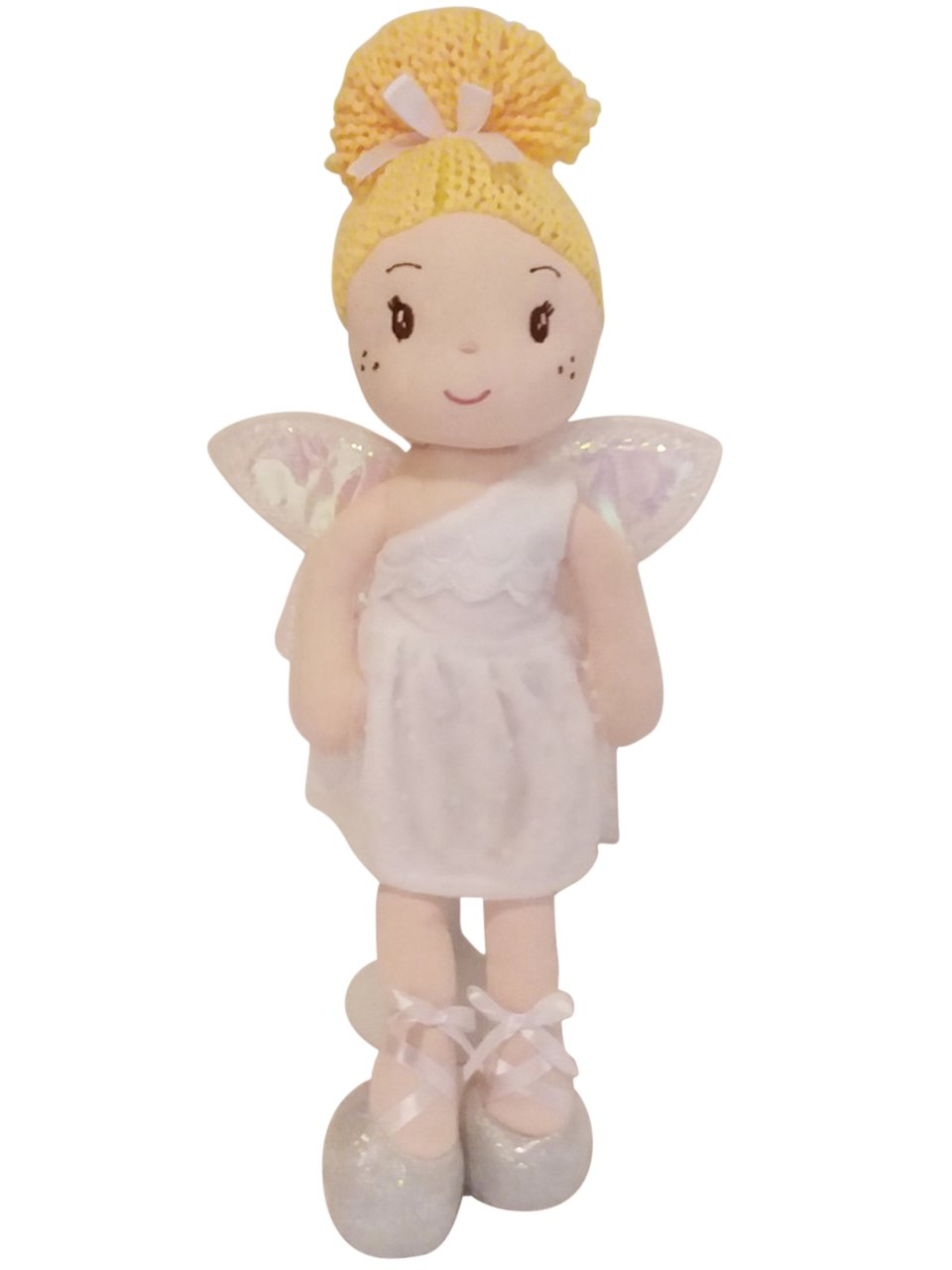 blonde fairy doll