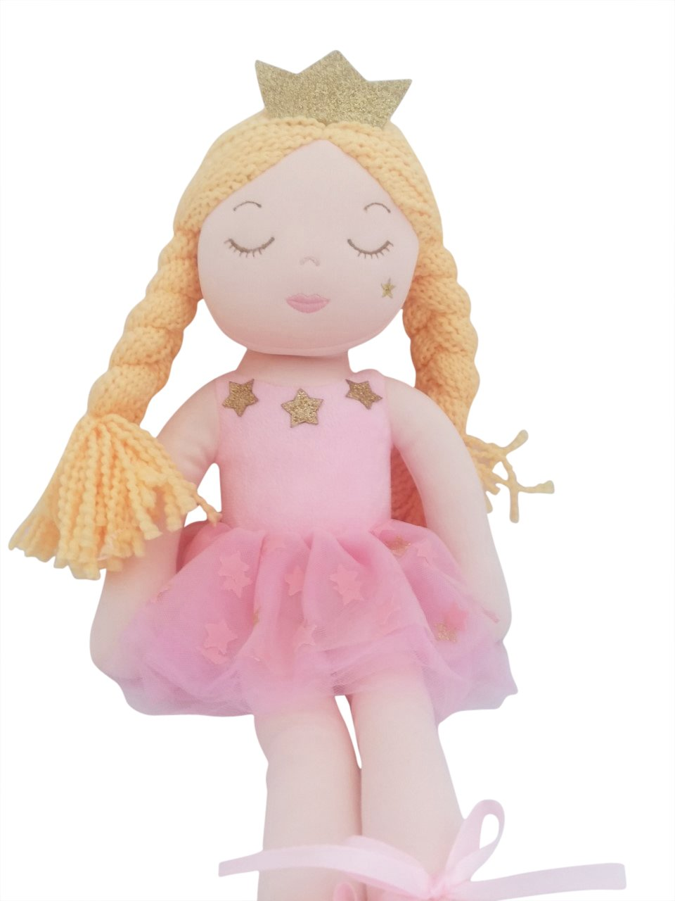 Sophia the Soft Princess Baby Doll Doll Odd Peanut