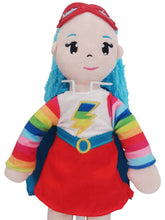 Supergirl the Soft Baby Doll Doll Odd Peanut