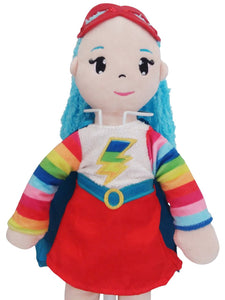 Supergirl the Soft Baby Doll