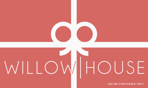 Online Gift Card - Willow House Boutique