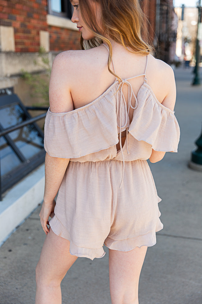 Abigail Romper - Willow House Boutique