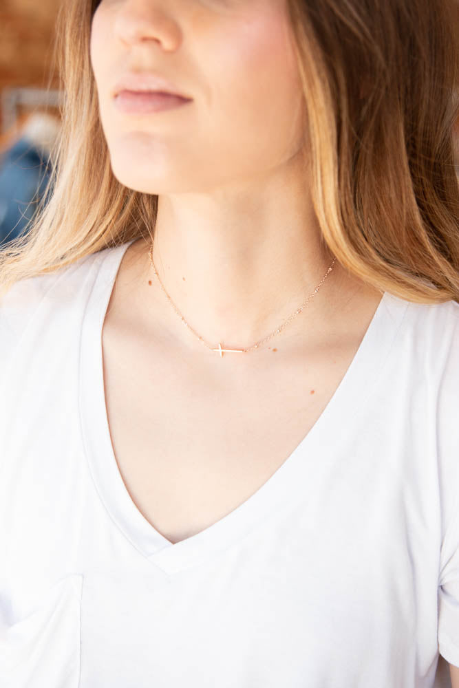 Heavenly Choker - Willow House Boutique