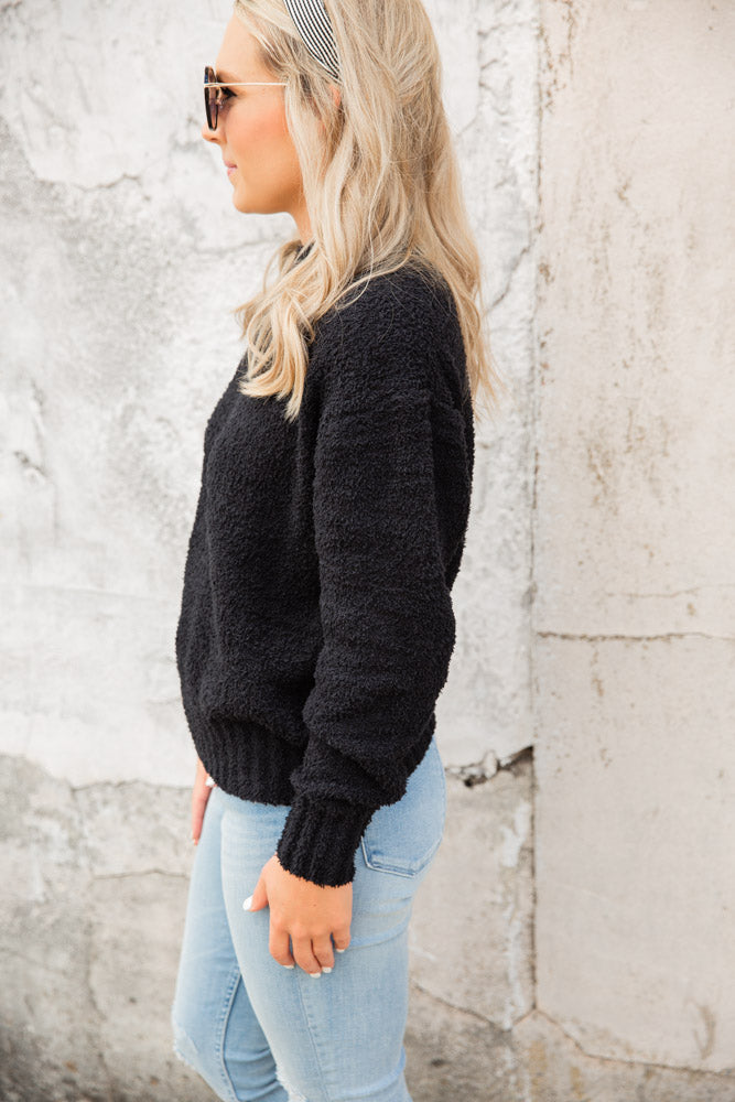 Teddy Bear Pullover Sweater