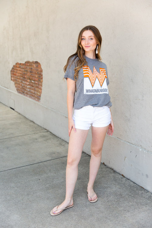 Whataburger Tee - Willow House Boutique