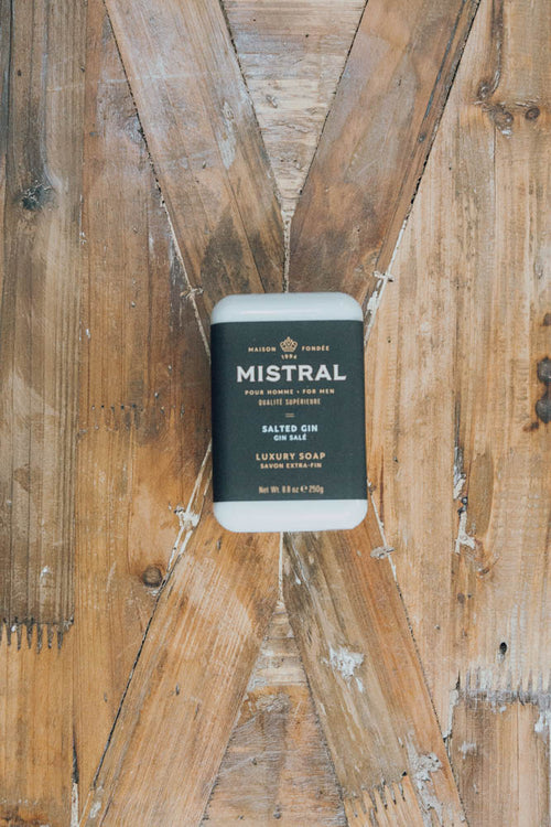 Mistral Bar Soap - Willow House Boutique