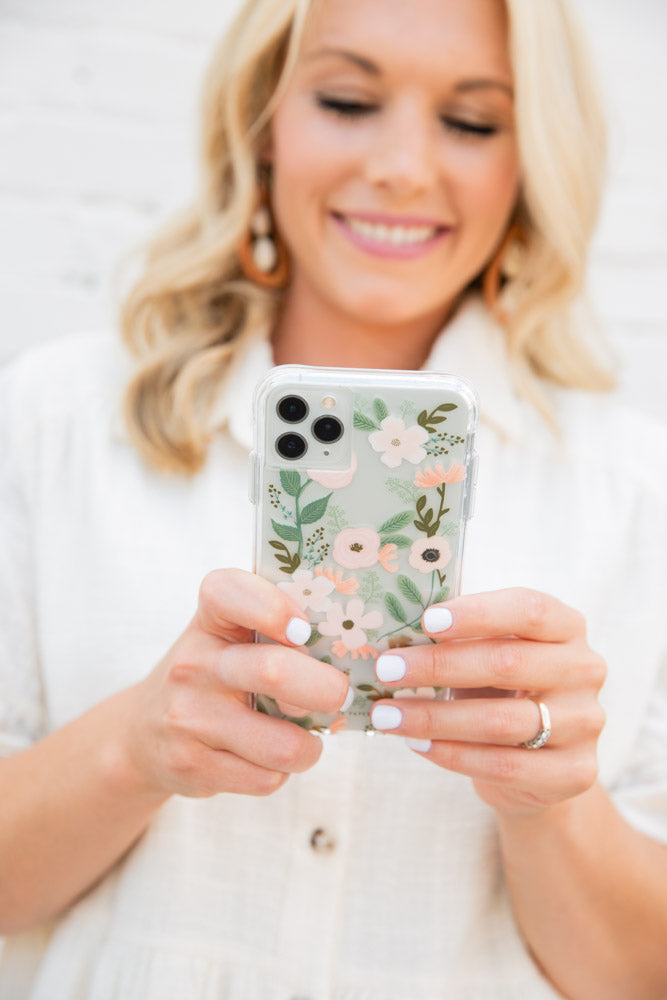 Rifle Paper Phone Case - Willow House Boutique