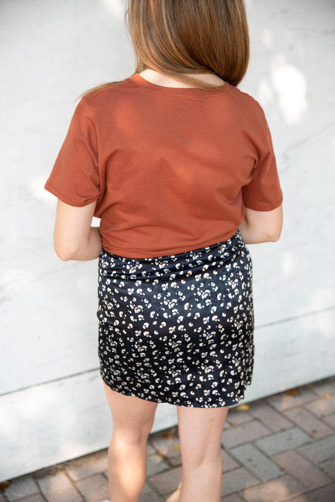 Forever Wild Skirt - Willow House Boutique
