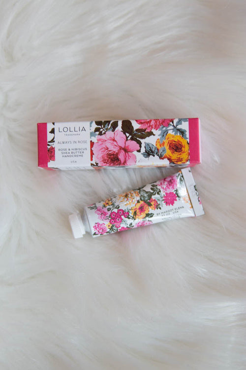 Always In Rose Mini Hand Cream - Willow House Boutique