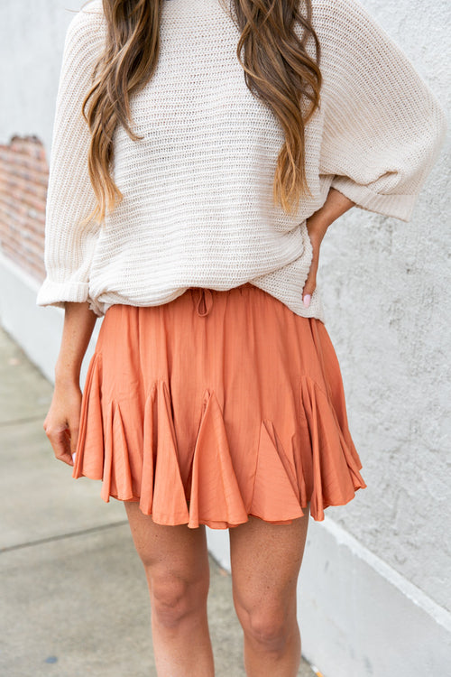 Polly Skirt - Willow House Boutique
