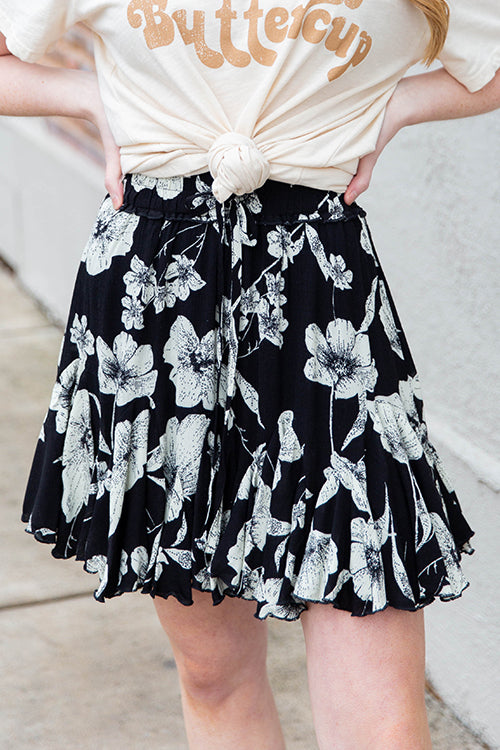 Allison Skirt - Willow House Boutique