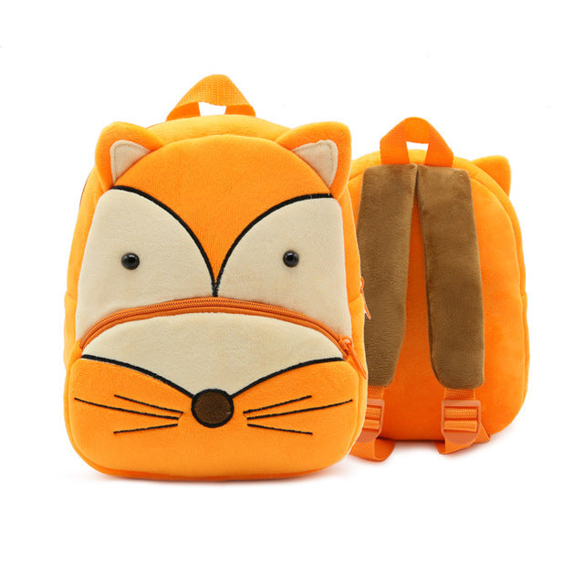 Fox Softie Mini Backpack