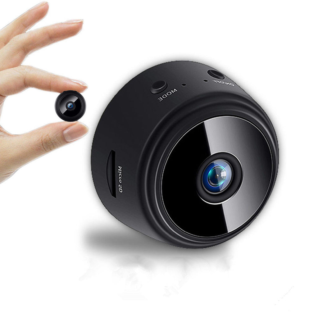 1080P HD Mini IP WIFI Magnetic Camera Camcorder Wireless Home Security Car DVR Support Night Vision Video Recording