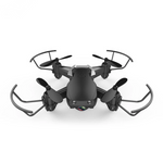Best Drones 2019 Mini WiFi Drone With Camera For Kid Gift Foldable RC Drone Quadcopter