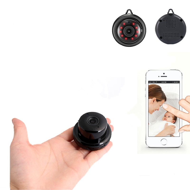 1080P HD WIFI Mini IP Camera Night Vision Motion Detect Camcorder