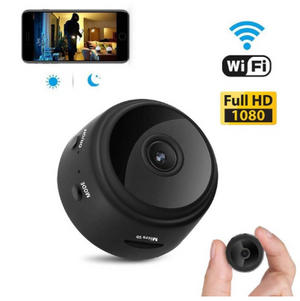 Mini WIFI Camera With Smartphone App and Night Vision Video Recording