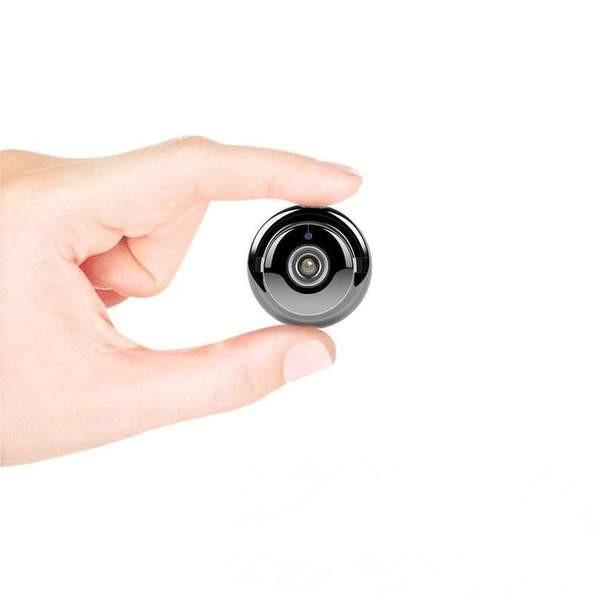 Mini WIFI Camera With Smartphone App and Night Vision Home Security Camera