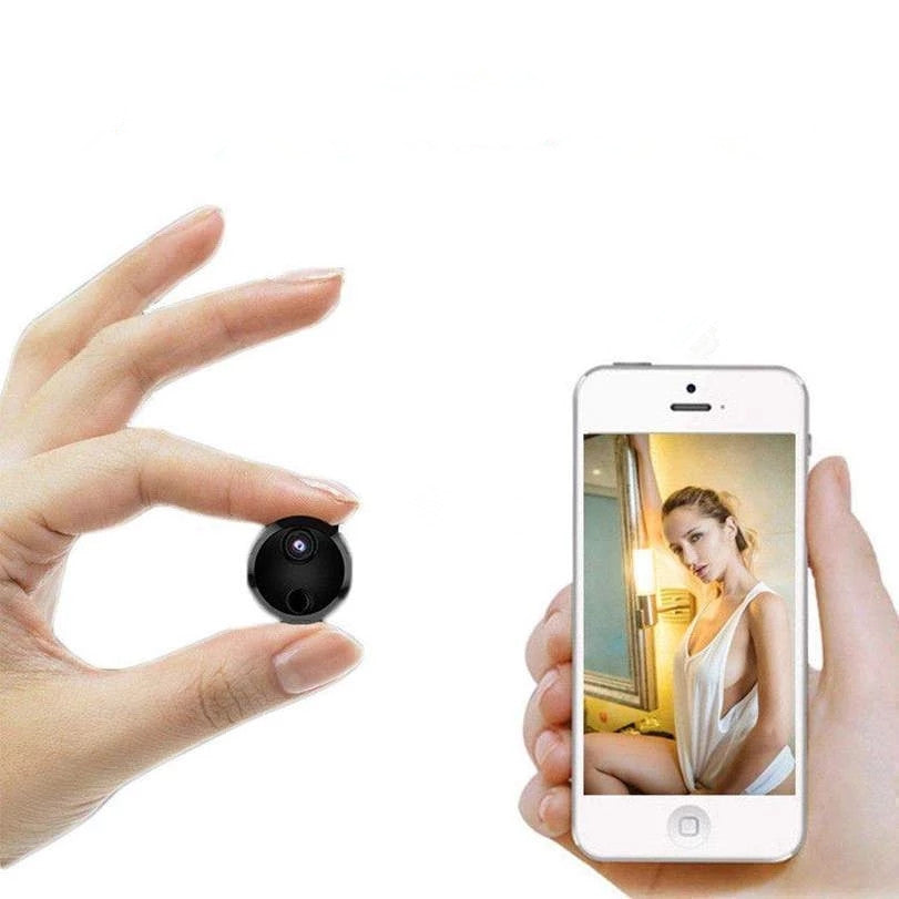 1080P Wireless Mini Camera WIFI Connect Camera to Mobile Phone