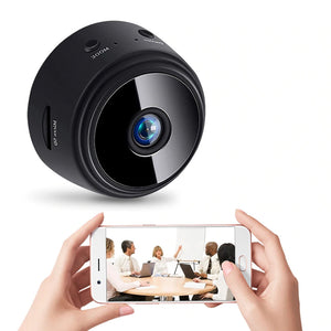 1080P Mini WIFI Camera With Smartphone App and Night Vision