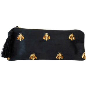 black-evening-clutch-with-bees