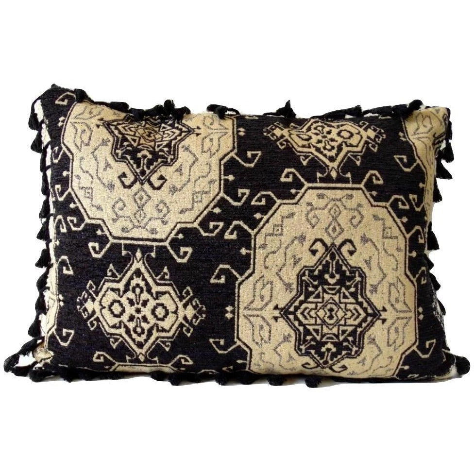 black-tribal-print-pillow