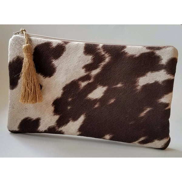 brown-faux-cowhide-pouch