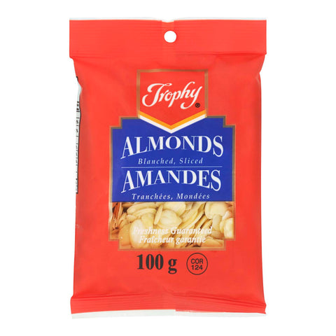 Trophy Blanched Almonds