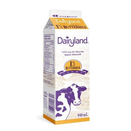 Dairyland 1l Buttermilk