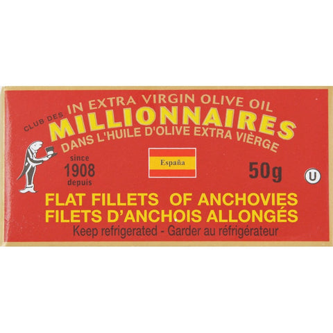 Millionnaires Anchovies