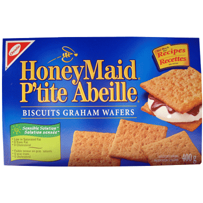 Christie Honey Maid Graham Wafers