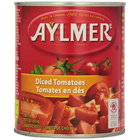 Aylmer Diced Tomatos