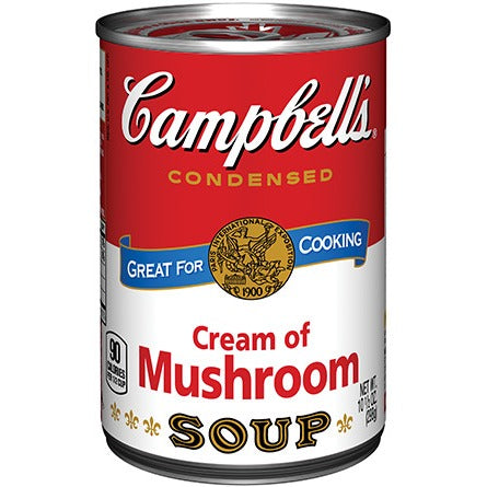 Campbells Cream of Mushroom