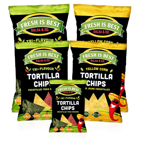 Fresh is Best Tortilla Chips