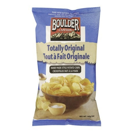 Boulder Chips Totally Original