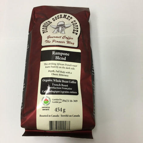Rampone Blend Poineer Gourmet Coffee