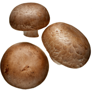 Brown Mushrooms (per pound)
