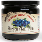 Summerland Sweets - Jam Blueberry