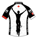Win Cycling Centre Tech Lite Cycling Jersey Black
