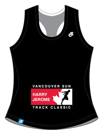 Harry Jerome Bella Racerback Singlet