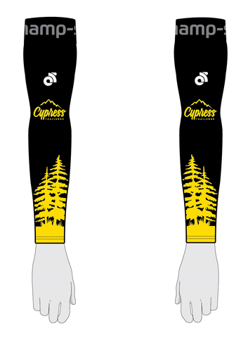 Cypress Challenge Arm Warmers